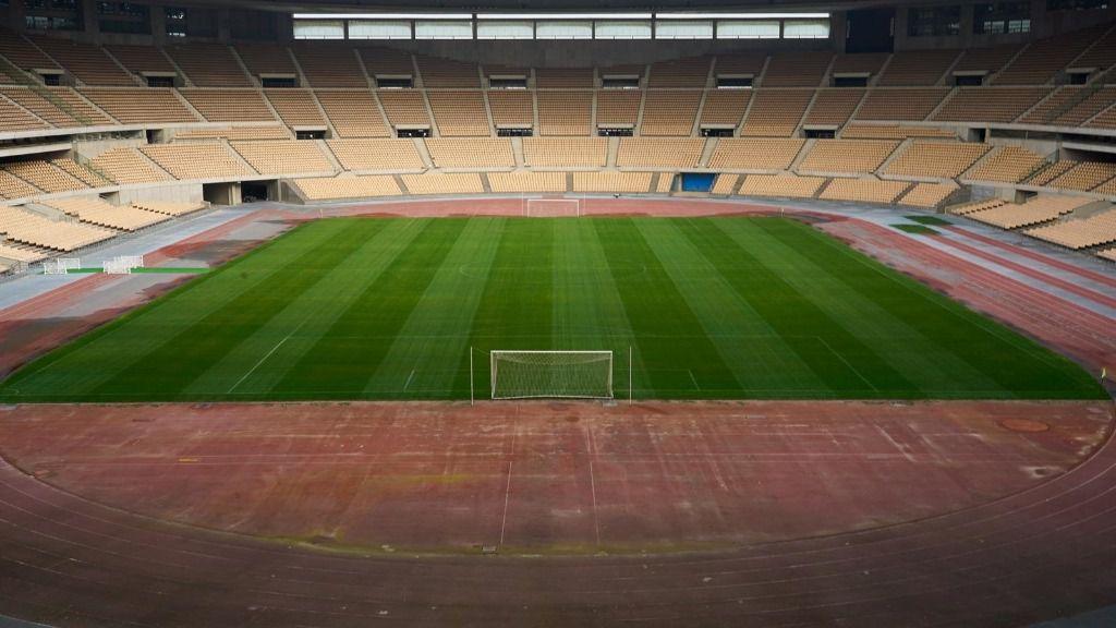 Estadio de la Cartuja, sede de las cuatro próximas ediciones de la final de la Copa del Rey de fútbol