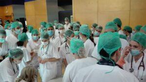 Enfermeras Ifema