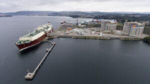 La Terminal De GNL De Mugardos Podrá Recibir A Partir De 2020 Tanto Buques De Gran Tamaño Como Gabarras De Suministro A Pequeña Escala
