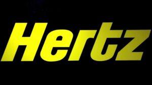 Logo de Hertz