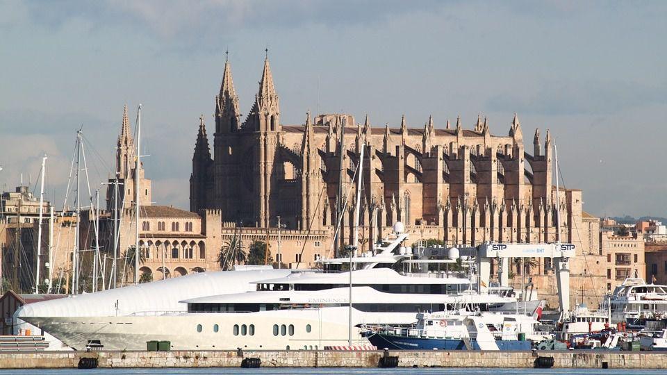 Palma de Mallorca.