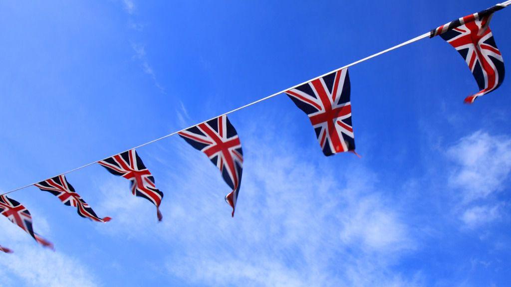 Banderas Reino Unido
