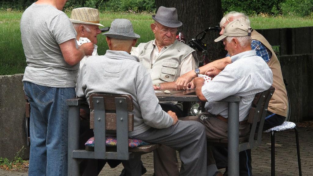 Jubilados pensionista persona mayor