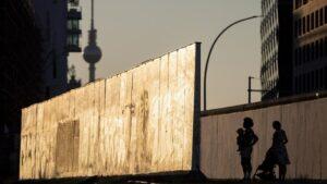 Parte del Muro de Berlín