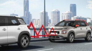 Imagen de un sistema de seguridad de Citroën
