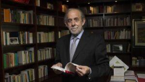 El magistrado del Tribunal Constitucional Fernando Valdés