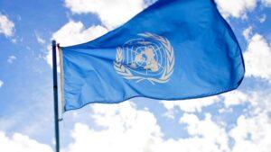 Bandera de las Naciones Unidas (ONU)