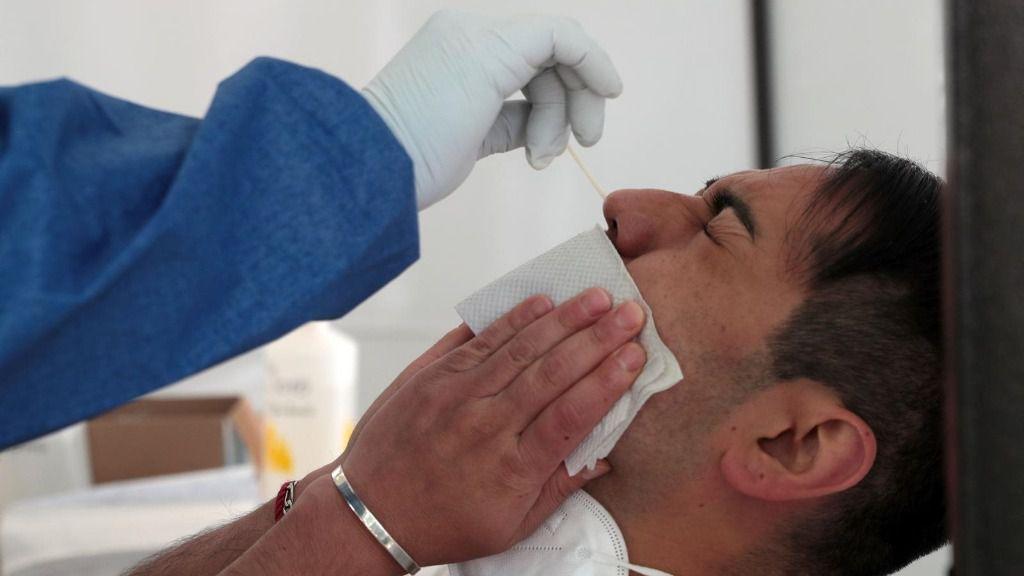 Prueba diagnóstica del coronavirus en México