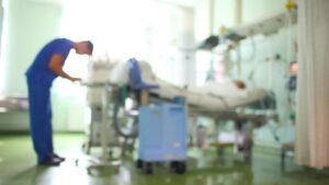 Unidad de Cuidados Intensivos (UCI) en pacientes con Covid-19