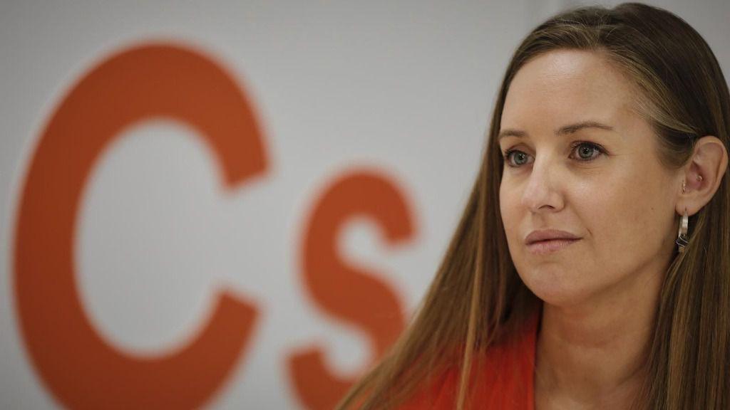 La portavoz de la Ejecutiva nacional de Ciudadanos, Melisa Rodríguez