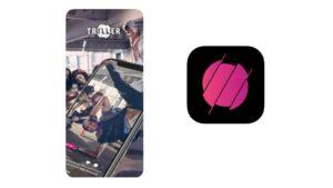 Triller, app musical alternativa a TikTok.