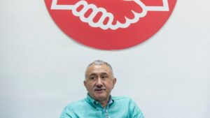Josep María Álvarez, secretario general de UGT