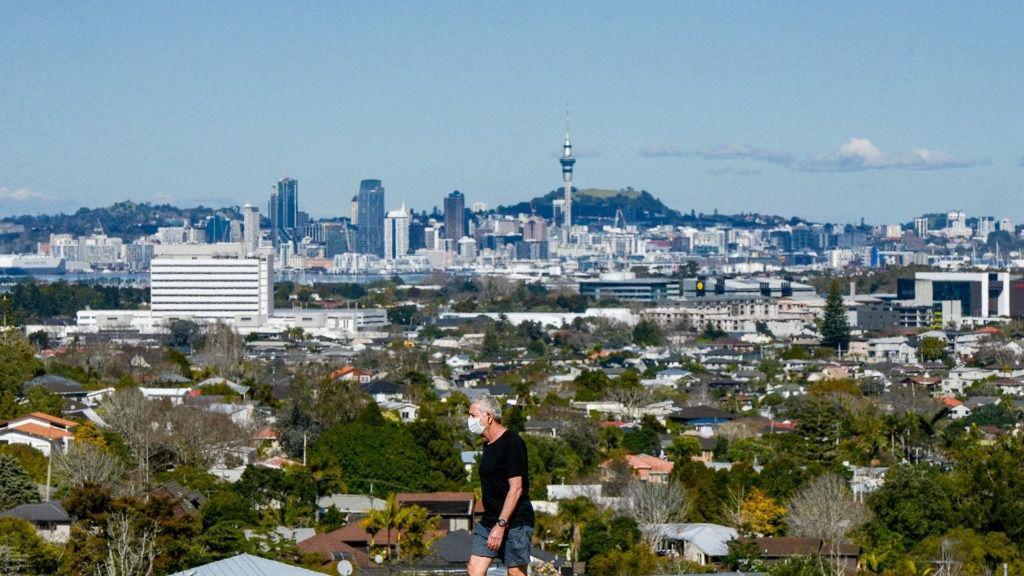 Vista general de Auckland