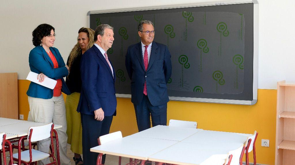 Enrique Ossorio, consejero de Educación de la Comunidad de Madrid