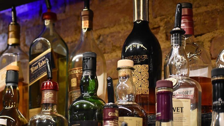 Bebidas alcohol