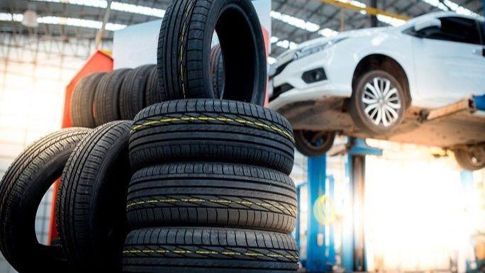 Imagen de neumáticos