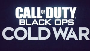 Call of Duty Black Ops: Cold War.