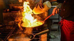 Empleo trabajo cocina cocinero paro