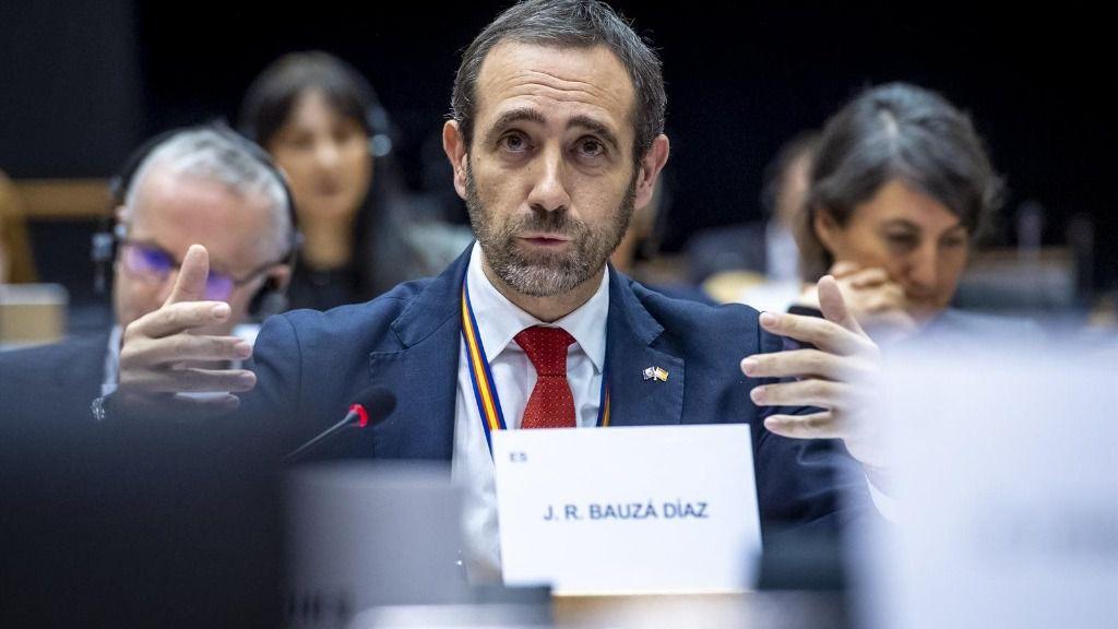 El eurodiputado José Ramón Bauzá
