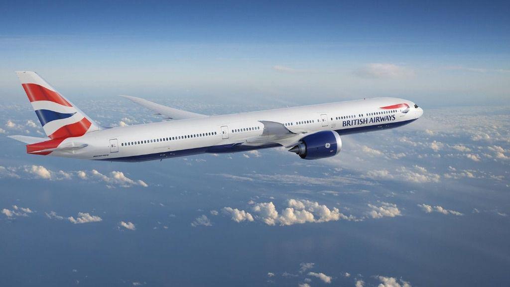 IAG British Airways