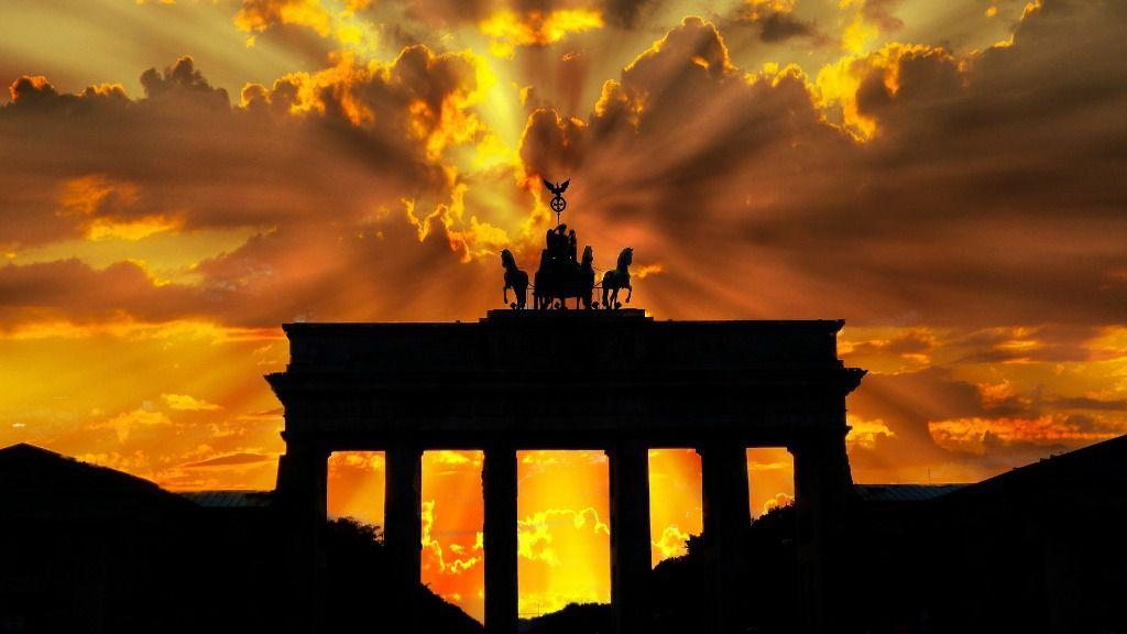 alemania berlin puerta de brandenburgo