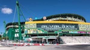Estadio Jose Alvalade de Lisboa