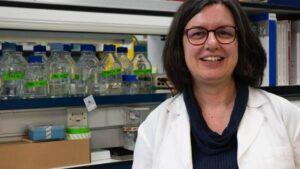 Sonia Zúñiga forma parte del laboratorio de Coronavirus del Centro Nacional de Biotecnología del CSIC, donde investiga una de las vacunas en desarrollo en España