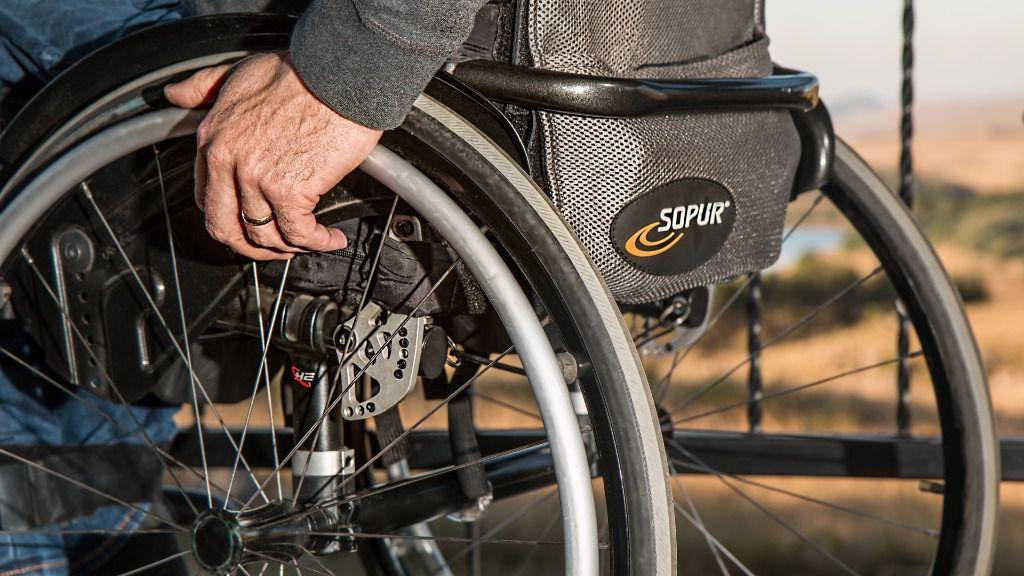Discapacitado Silla de Ruedas
