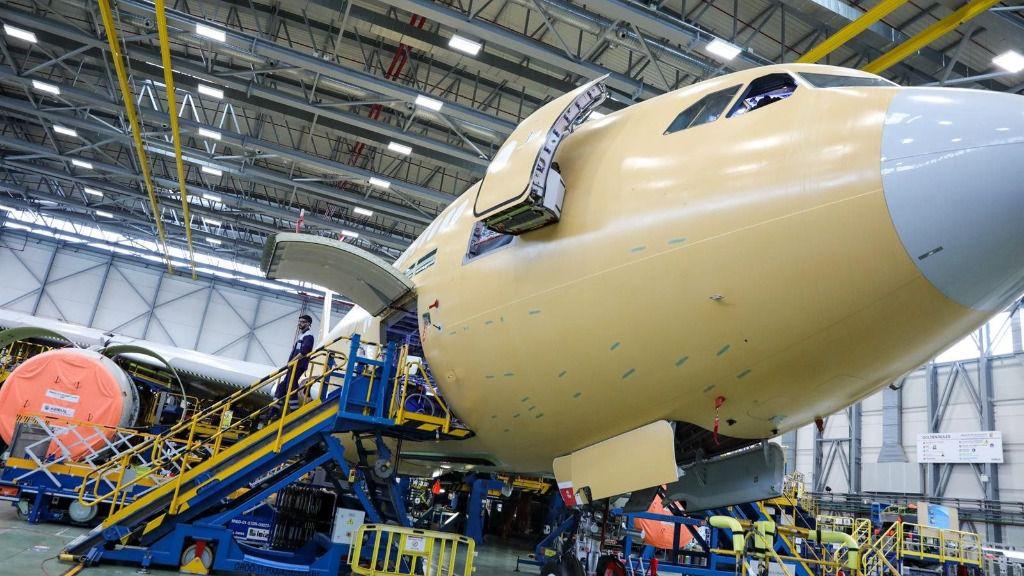 Centro de Airbus