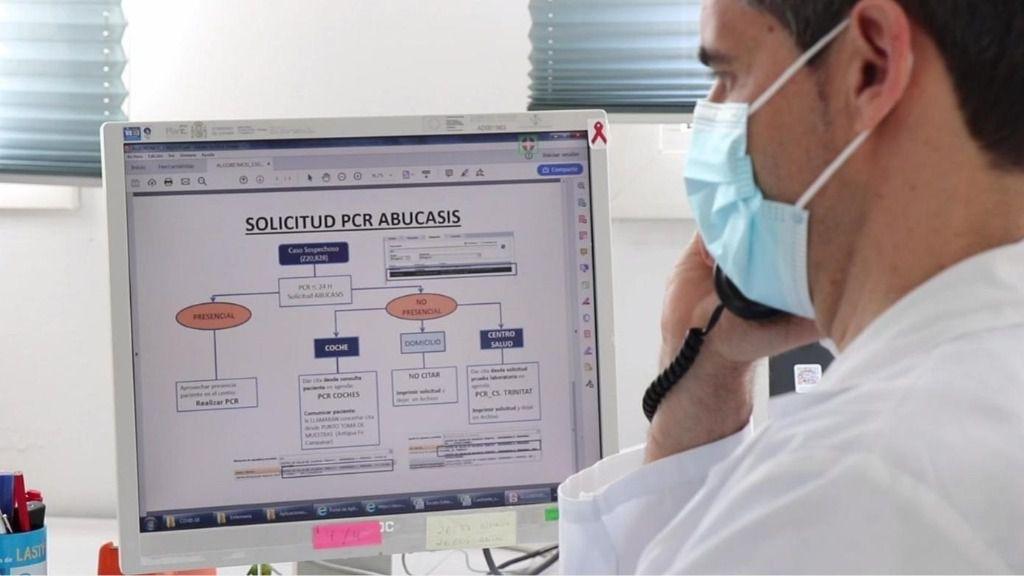 """Un """"rastreador"""" de Covida 19 contratado por Sanidad"""