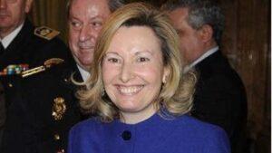 Amparo Valcarce, subsecretaria de Defensa