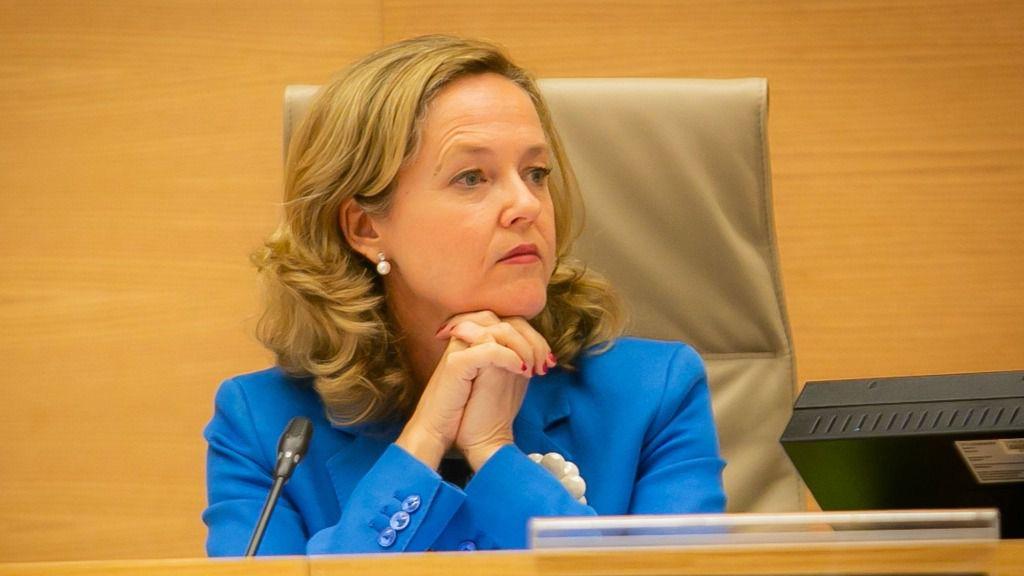 Nadia Calviño, ministra de Economía y Empresa
