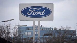 Cartel de Ford