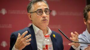 El conseller de Empresa y Conocimiento de la Generalitat, Ramon Tremosa