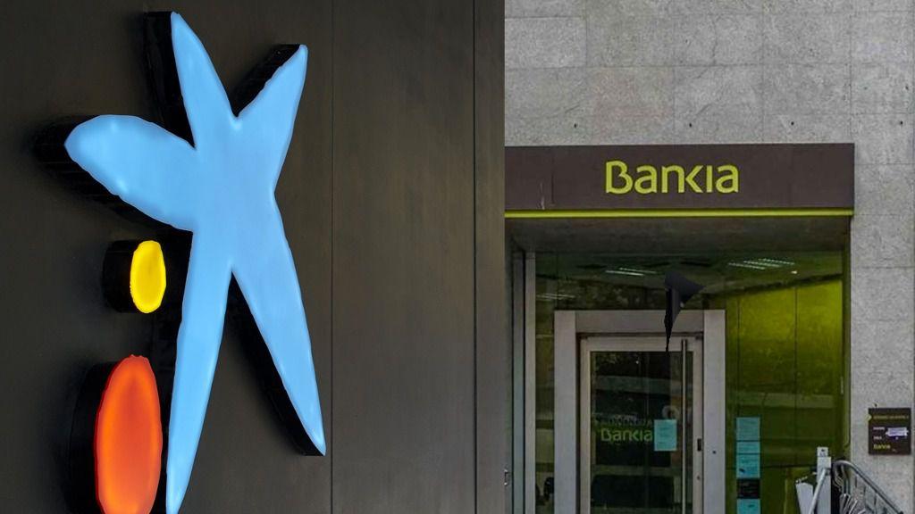 Caixabank Bankia