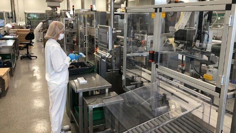 Fábrica de medicamentos de Sanofi