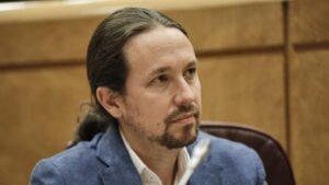 El vicepresidente segundo del Gobierno y secretario general de Podemos, Pablo Iglesias