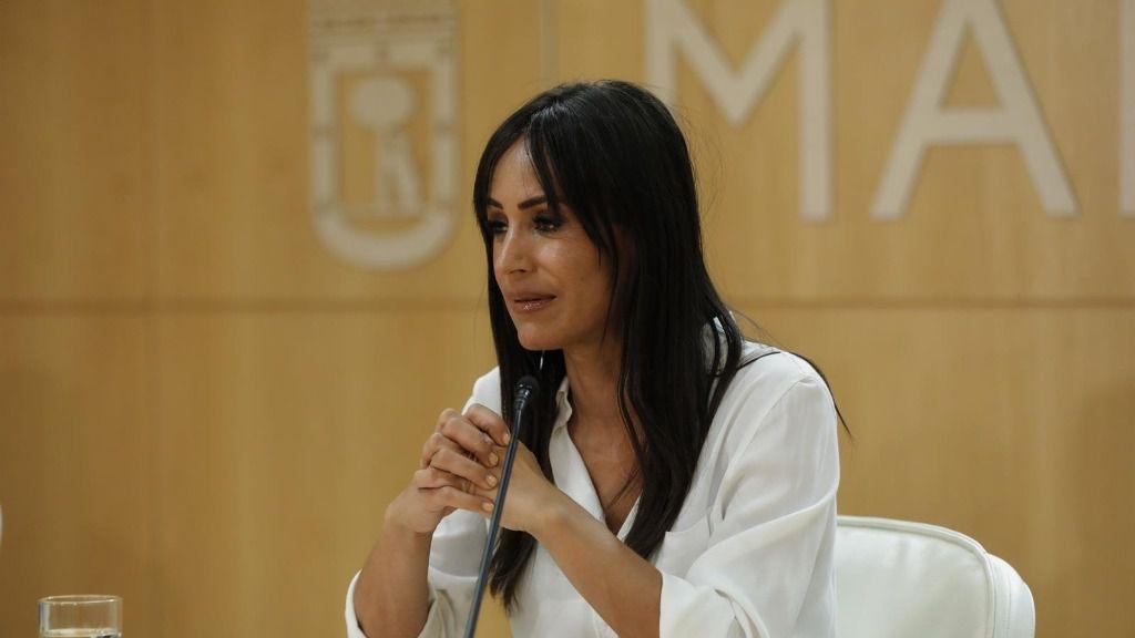 Imagen de archivo de la vicealcaldesa de Madrid, Begoña Villacís
