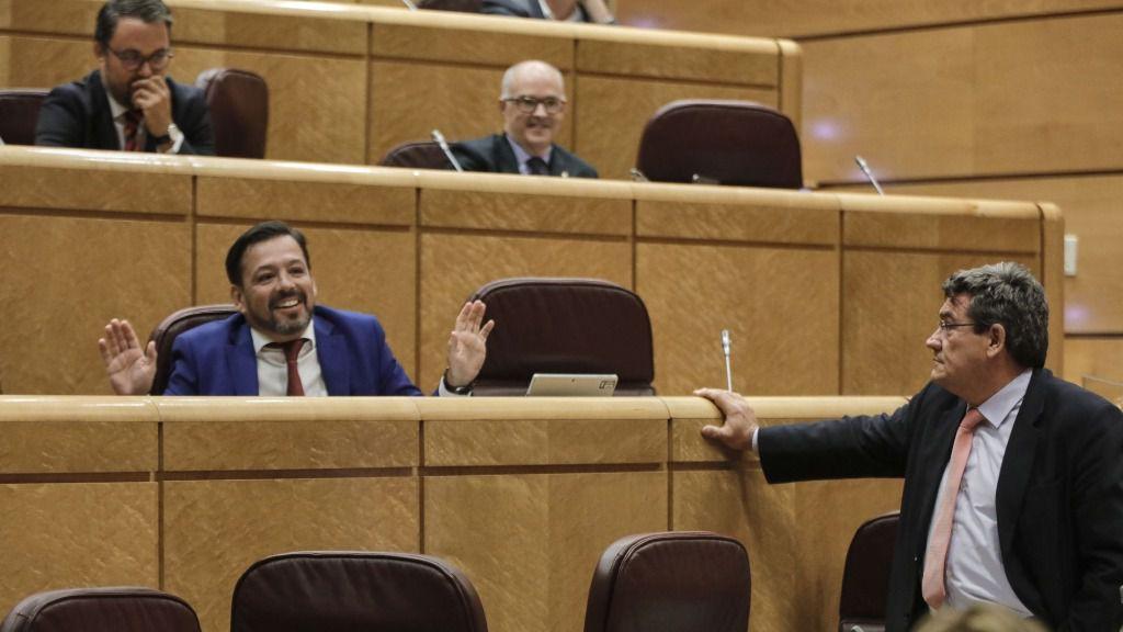 El senador madrileño del PP David Erguido