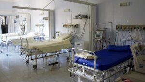 Camas de hospital