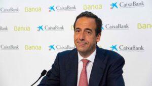 Gonzalo Gortázar caixabank