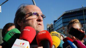 Angel Gabilondo, Portavoz del Grupo Socialista en la Asamblea de Madrid