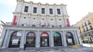 Fachada del Teatro Real - Marta Fernández Jara