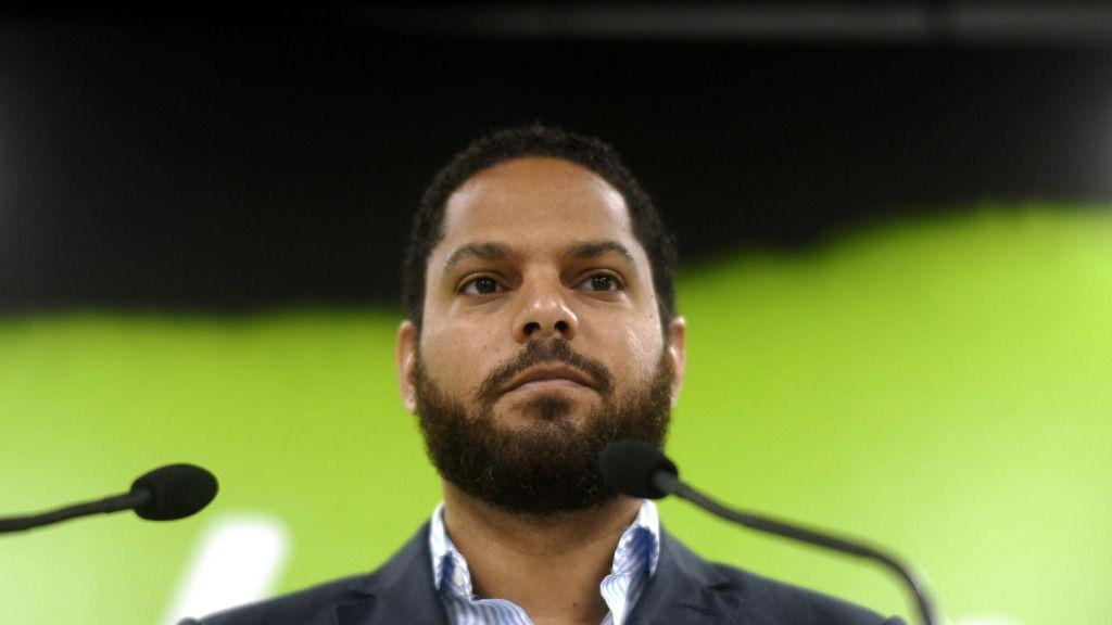 El miembro del Comité Ejecutivo Nacional de Vox y portavoz adjunto del partido en el Congreso, Ignacio Garriga