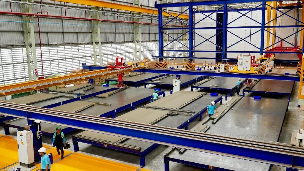 Fábrica de construcción industrializada de Wallex