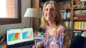 La investigadora de la Universitat Politècnica de Catalunya, Clara Prats
