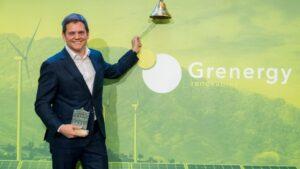 David Ruiz de Andrés, fundador y consejero delegado de Grenergy