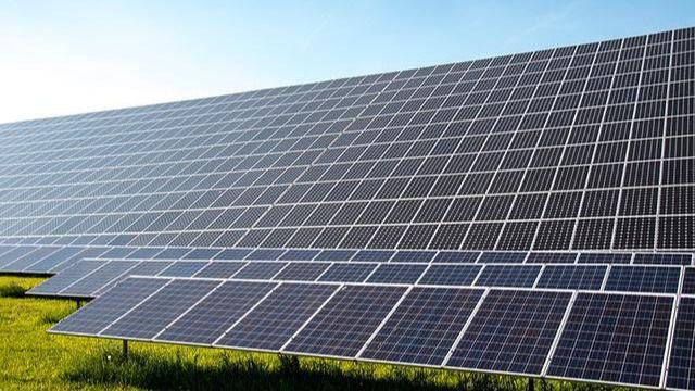 Plantas solares