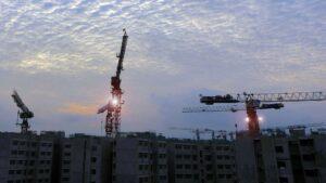 Gruas construccion Hipoteca vivienda casa edificio se vende se alquila