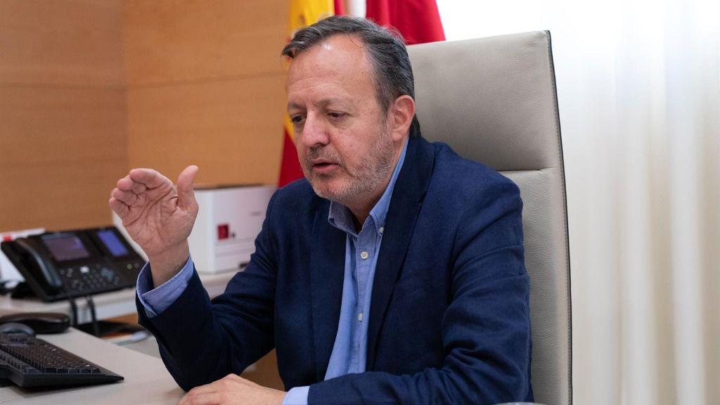Consejero de Políticas Sociales, Igualdad y Natalidad de la Comunidad de Madrid, Alberto Reyero